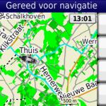 OpenStreetMap kaartweergave